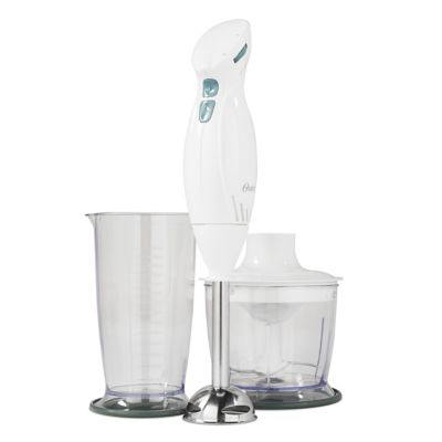 Oster Hand Blender with Chopping Attachment and Cup