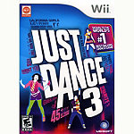 Nintendo Just Dance 3 for Wii