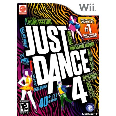 Nintendo Just Dance 4 for Wii