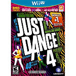 Nintendo Just Dance 4 for Wii U