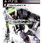 Sony Tom Clancy's Splinter Cell: Blacklist for PS3