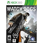 Microsoft Watch Dogs for Xbox 360