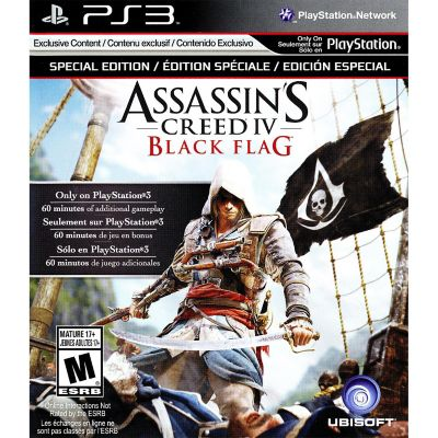 Sony Assassin's Creed IV: Black Flag for PS3