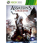 Microsoft Assassin's Creed 3 for Xbox 360