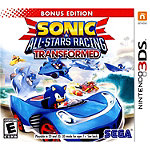Microsoft Sonic Racing Transformed for Xbox 360