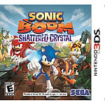Nintendo Sonic Boom: Fire & Ice for 3DS