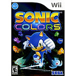 Nintendo Sonic Colors for Wii