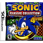 Nintendo Sonic Classic Collection for Nintendo DS