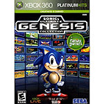 Microsoft Sonic's Ultimate Genesis Collection for Xbox 360