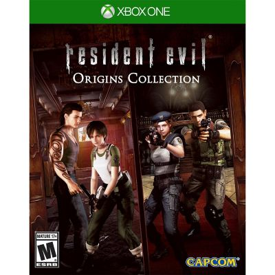 Microsoft Resident Evil Origins for Xbox One