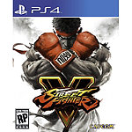 Sony Street Fighter V for PS4