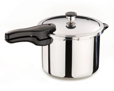 Presto Stainless Steel 6 Quart Pressure Cooker