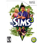 Nintendo The Sims 3 for Wii