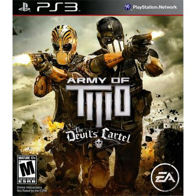 Electronic Arts Army Of Two Devil's Cartel for PS3