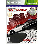 Electronic Arts Need For Speed Most Wanted for Xbox 360