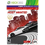 Microsoft Need For Speed Most Wanted for Xbox 360