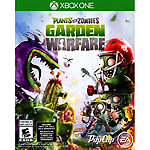 Microsoft Plants vs. Zombies Garden Warfare Bilingual for Xbox One