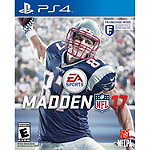 Sony Madden NFL 17 for PS4