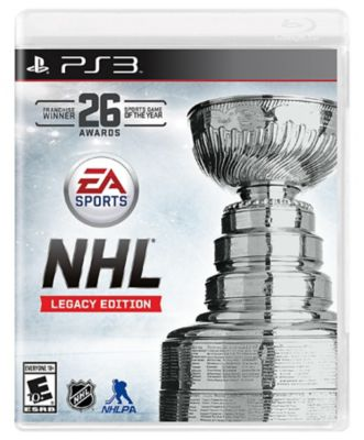 Electronic Arts NHL Legacy Edition for PS3
