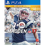 Sony Madden NFL 17 Deluxe Edition for PS4