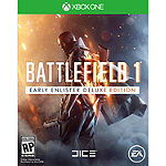 Microsoft Battlefield 1: Early Enlister Deluxe Edition for Xbox One