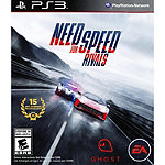 Electronic Arts Need For Speed: Rivals for PS3