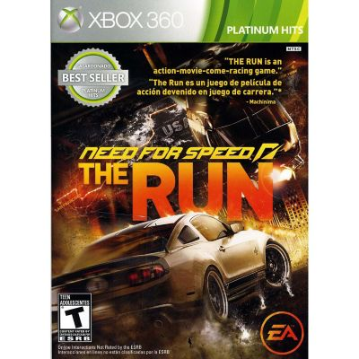 Electronic Arts Need For Speed The Run for Xbox 360