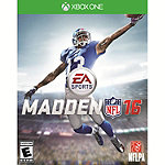 Electronic Arts Madden NFL 16 for Xbox One