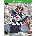 Microsoft Madden NFL 17 for Xbox One