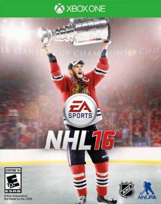 Electronic Arts NHL 16 for Xbox One