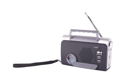 Stansport FM Weather Band Dynamo Radio