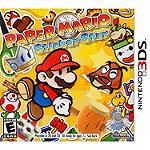 Nintendo Paper Mario Sticker Star for 3DS