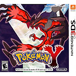 Nintendo Pokemon Y for 3DS