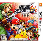 Nintendo Super Smash Bros for 3DS