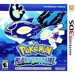 Nintendo Pokemon Alpha Sapphire for 3DS