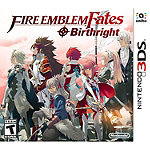 Nintendo Fire Emblem Fates: Birthright for 3DS