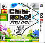 Nintendo Chibirobo Zip Lash for 3DS
