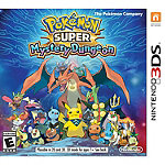 Nintendo Pokemon Super Mystery for 3DS