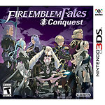 Nintendo Fire Emblem Fates: Conquest for 3DS