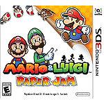 Nintendo Mario & Luigi Paper Jam for 3DS