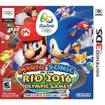 Nintendo Mario & Sonic at the Rio 2016 Olympic Games for 3DS