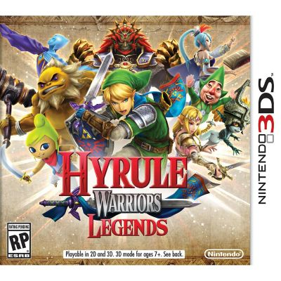Nintendo Hyrule Warriors Legends for 3DS
