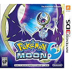 Nintendo Pokemon Moon for 3DS
