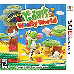 Nintendo Poochy & Yoshis Woolly for 3DS