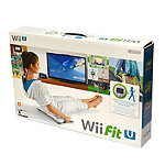 Nintendo Wii Fit U with Wii Balance Board and Fit Meter
