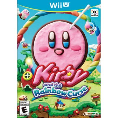 Nintendo Kirby and The Rainbow Curse for Wii U