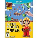 Nintendo Super Mario Maker for Wii U