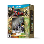 Nintendo The Legend Of Zelda: Twilight Princess with Amiibo for Wii U