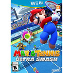Nintendo Mario Tennis Ultra Smash for Wii U