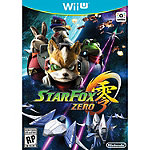 Nintendo Star Fox Zero for Wii U